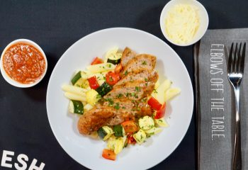 ITALIAN CHICKEN SAUSAGE| FIT