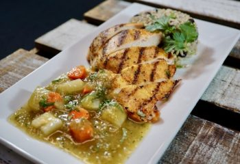 TEQUILA LIME CHICKEN | FIT