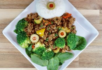 CUBAN STYLE PICADILLO | FIT