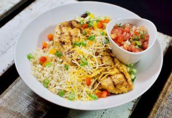 CHIPOTLE CHICKEN TACO BOWL | Gluten Free