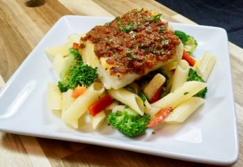 SUNDRIED TOMATO PESTO COD | Fit