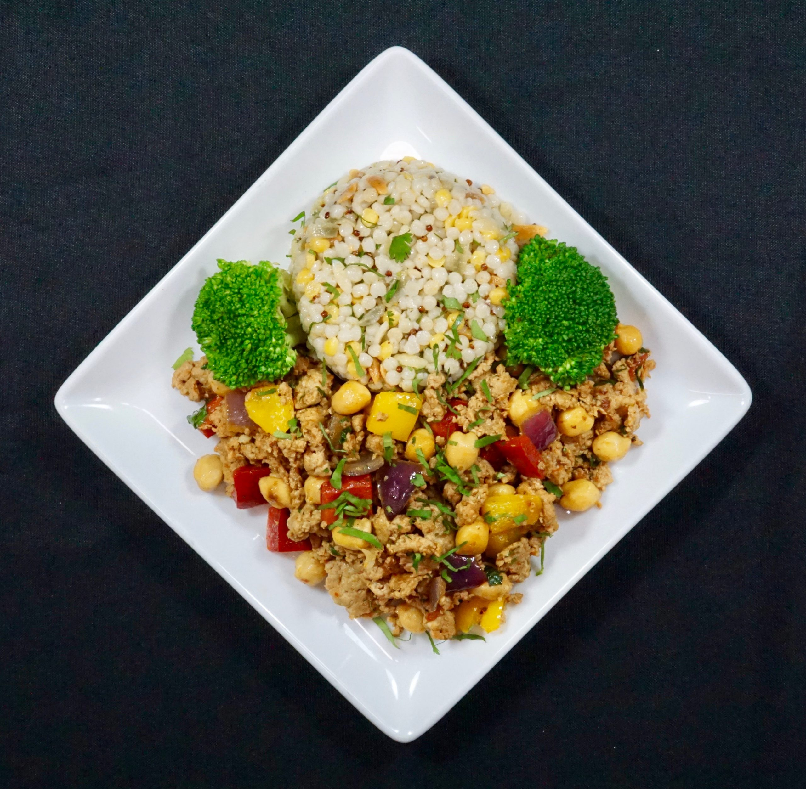 MOROCCAN- STYLE TURKEY AND CHICKPEAS | Fit
