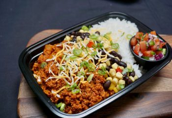 GRASS-FED BEEF TACO BOWL | FIT