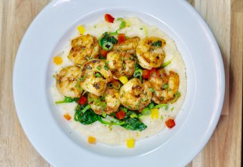 SOUTHERN SHRIMP & GRITS | FIT