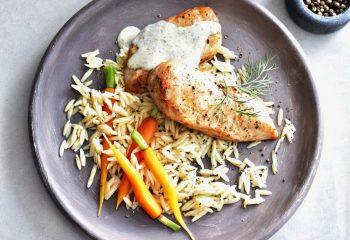 LEMON DILL CHICKEN | Gluten Free