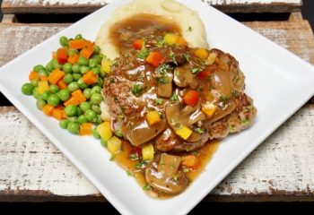 SALISBURY STEAK| FIT