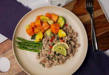 Keto Plan - Mix & Match 5 Meals