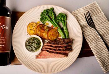 GAUCHO TRI TIP STEAK CHIMICHURRI | Gluten Free