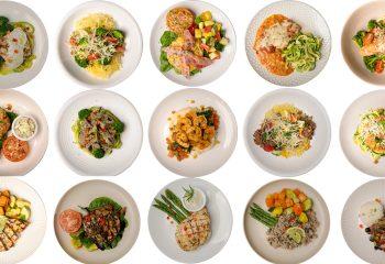 Keto Plan - Mix & Match 15 Meals