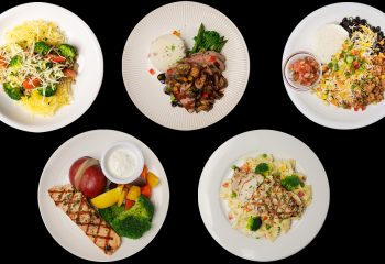 Performance Protein Plan - Mix & Match 5 Meals