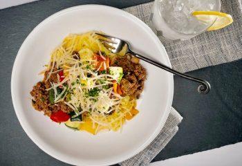 CLASSIC ITALIAN BEEF BOLOGNESE | Gluten Free
