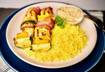 CHICKEN KABOBS | Fit