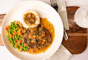 SALISBURY STEAK | Fit