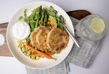 SALMON CAKES | Fit