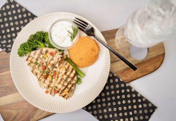 LEMON ROSEMARY CHICKEN | Gluten Free