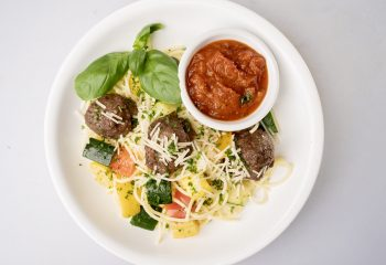ITALIAN BEEF MEATBALLS | Gluten Free