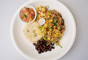 BARBACOA BEEF TACO BOWL | Gluten Free
