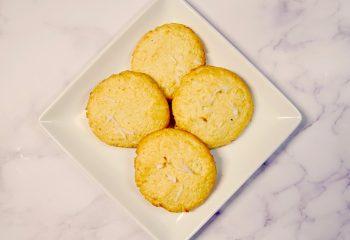 Protein Coconut Cookies