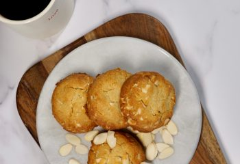 Protein Almond Cookies